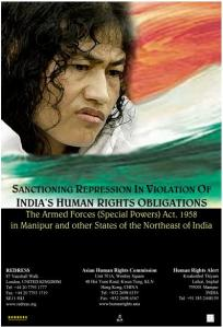 The Armed Forces (Special Powers) Act, 1958 in Manipur and other States of the Northeast of India: Sanctioning repression in violation of India's human rights obligations