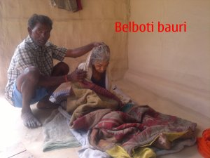 Belbati Bauri on 9 February 2012 who died on 18 February 2012