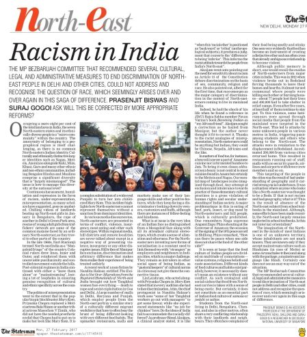 racism-in-india