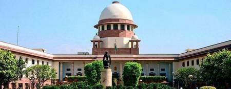 Supreme Court of India. Photo The Hindu